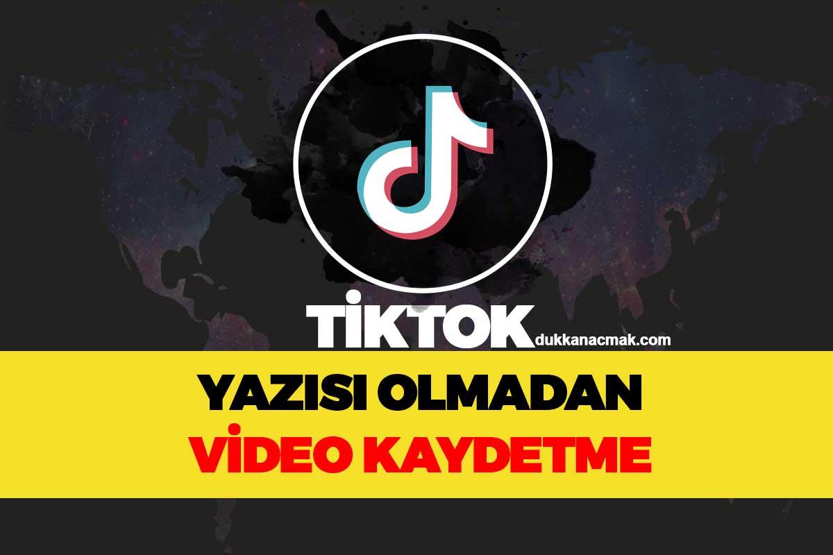 sssTikTok filigransız video
