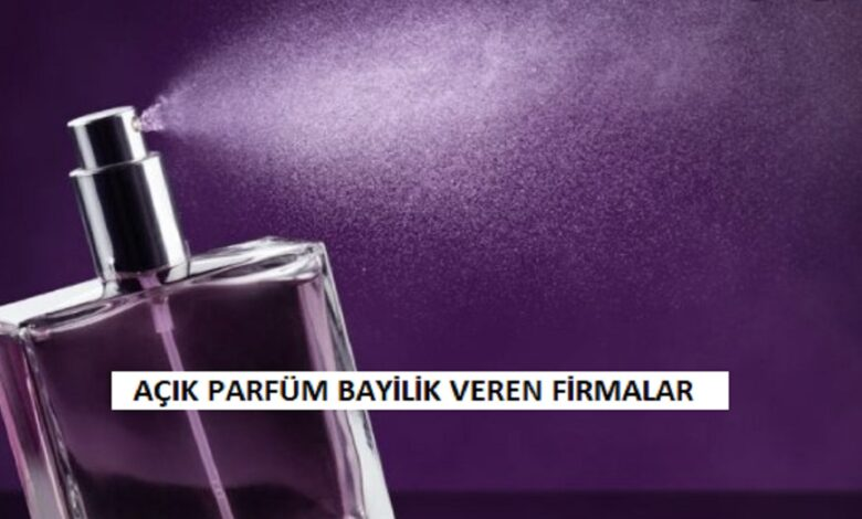 Açık Parfüm Bayiliği Kazancı Ne Kadar?