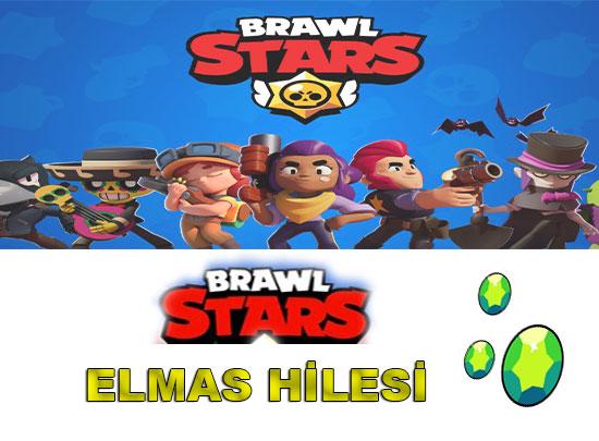 Brawl Stars elmas kodu hilesi
