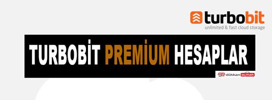 Turbobit Premium Hesap Üyelik ve Standart Hesap