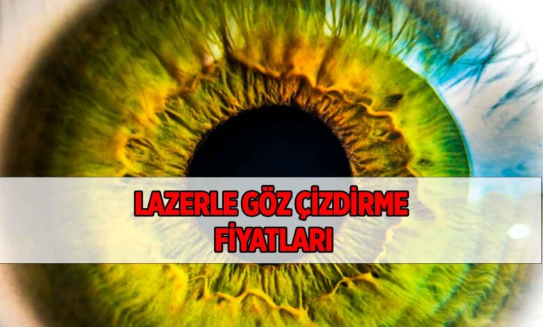 Lazer Göz Ameliyatı Fiyatı