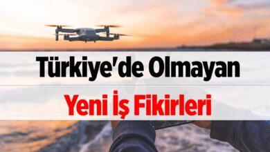 Drone Kiralama Hizmeti