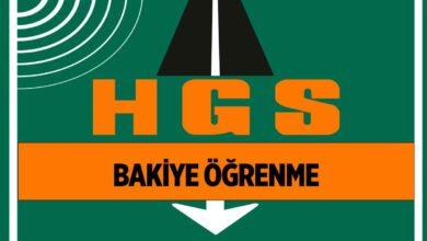 PTT Şubelerinden HGS Bakiye Yükleme